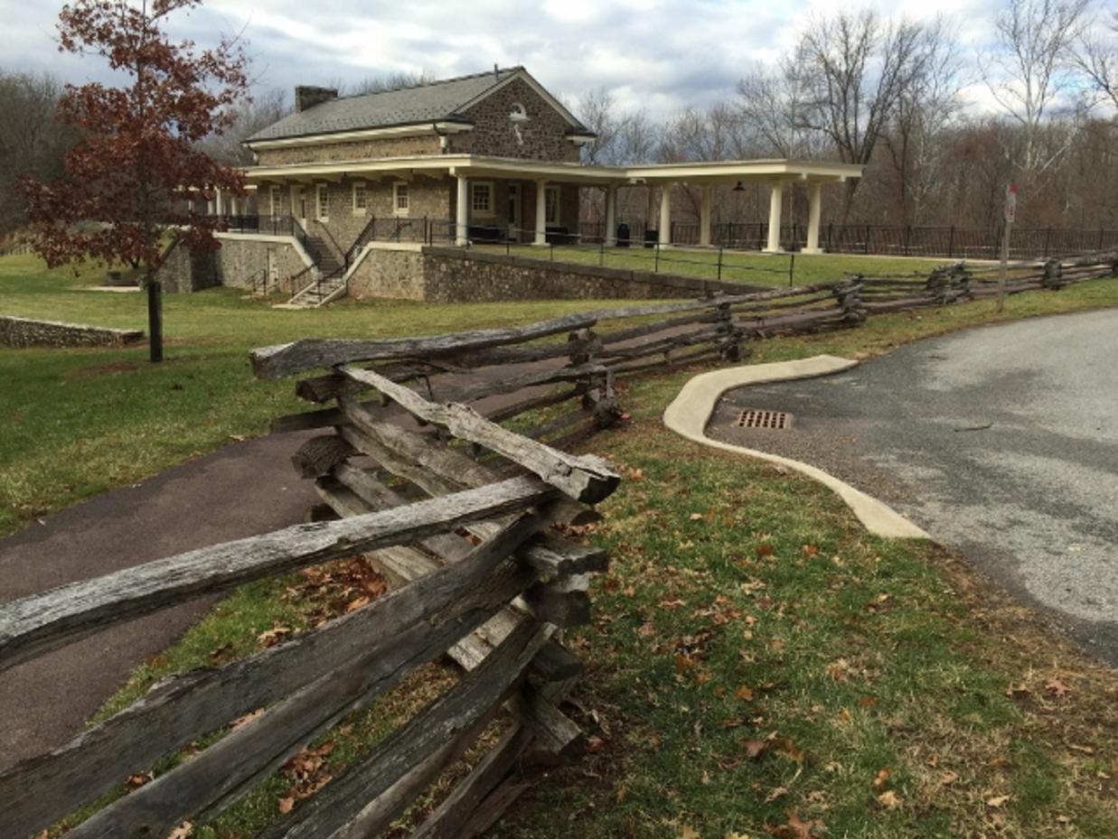 Snake Rail Fence
